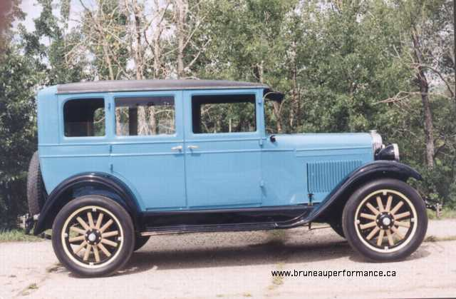 1928 Chev