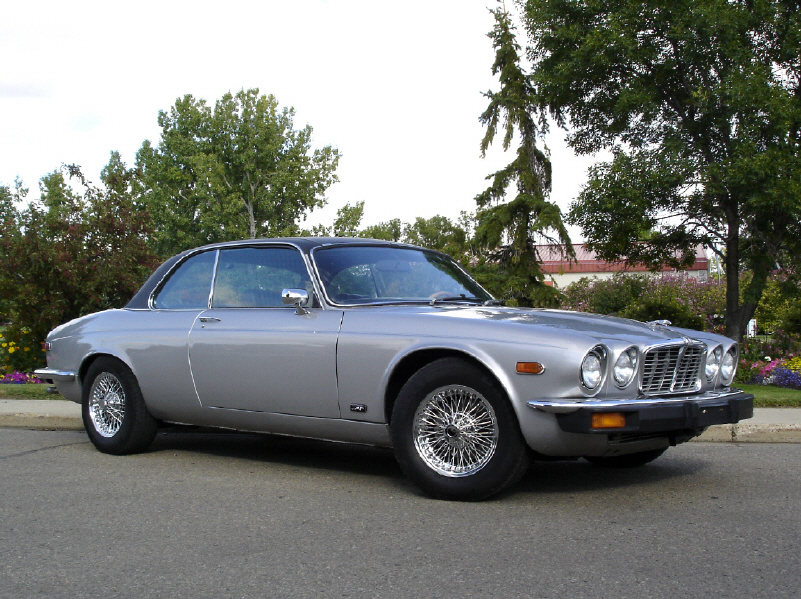 1977 Jaguar Xj6c 2 Door Coupe