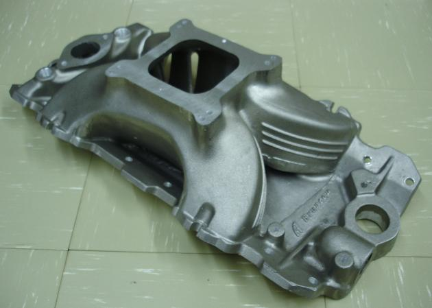 NEW Chevrolet 348 409 Aluminum Intake Manifold 4 Barrel